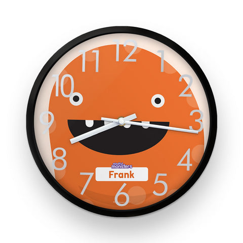 Giggles Personalised Clock