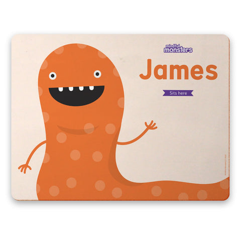 Giggles Personalised Placemat