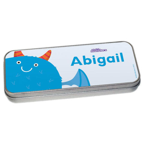 Snug Personalised Pencil Tin