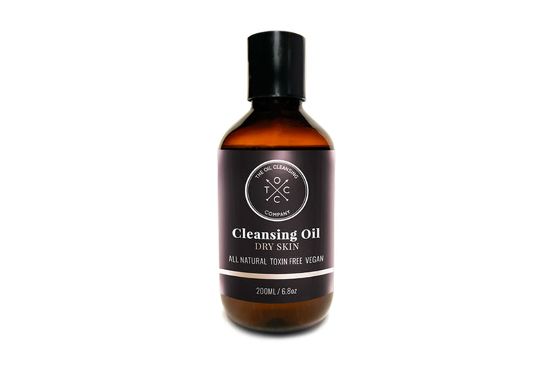 Cleansing Oil for Dry Skin