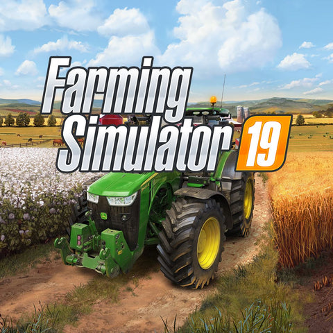 Farming Simulator 2019 - MyGames - Digital download - Hurtig levering