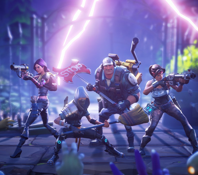 Fortnite (Standard Edition) - MyGames - Digital download - Hurtig levering