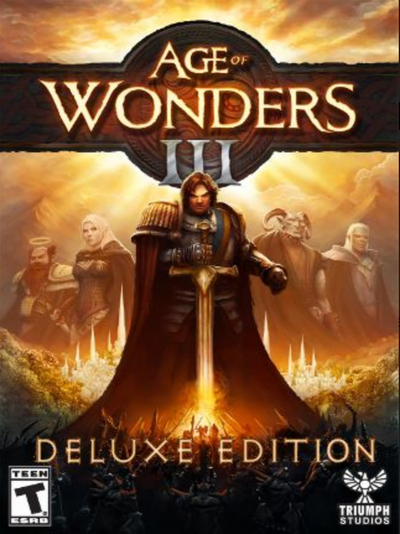 Age of Wonders 3 (Deluxe Edition) - MyGames - Digital download - Hurtig levering