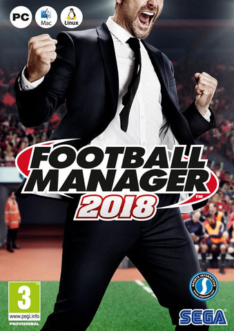 Football Manager 2018 - MyGames - Digital download - Hurtig levering