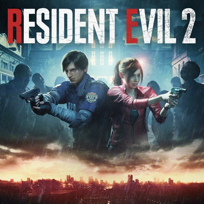 Resident Evil 2 Remake - MyGames - Digital download - Hurtig levering