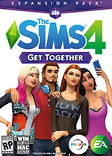 The Sims 4: Get Together - MyGames - Digital download - Hurtig levering