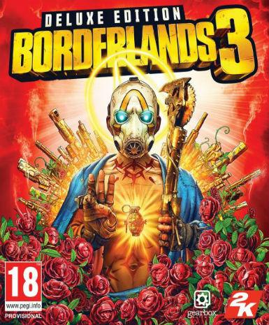 Borderlands 3 (Deluxe Edition) - MyGames - Digital download - Hurtig levering