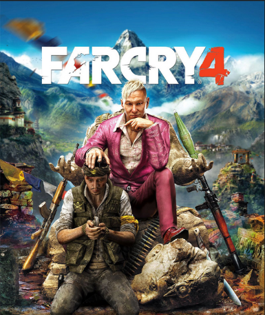 Far Cry 4 - MyGames - Digital download - Hurtig levering