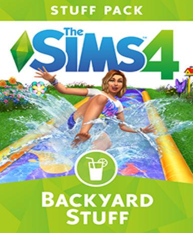 The Sims 4: Backyard Stuff - MyGames - Digital download - Hurtig levering