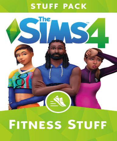 The Sims 4: Fitness Stuff - MyGames - Digital download - Hurtig levering