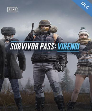 PlayerUnknown's Battlegrounds PUBG - Survivor Pass: Vikendi - MyGames - Digital download - Hurtig levering