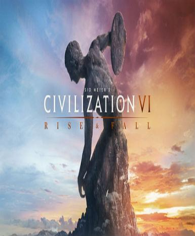 Civilization 6: Rise and Fall - MyGames - Digital download - Hurtig levering