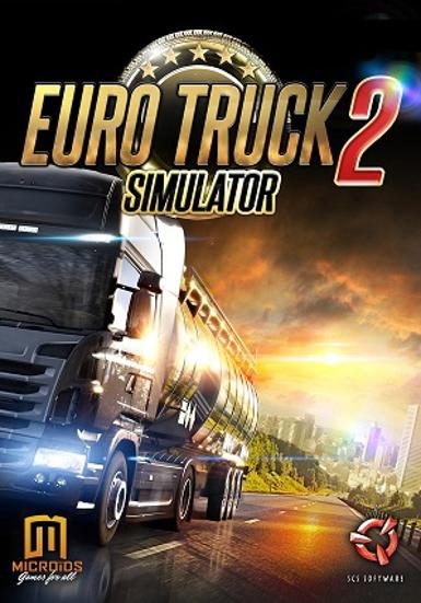 Euro Truck Simulator 2 - MyGames - Digital download - Hurtig levering