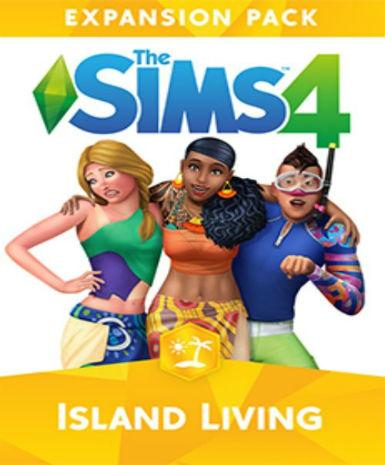 The Sims 4: Island Living - MyGames - Digital download - Hurtig levering