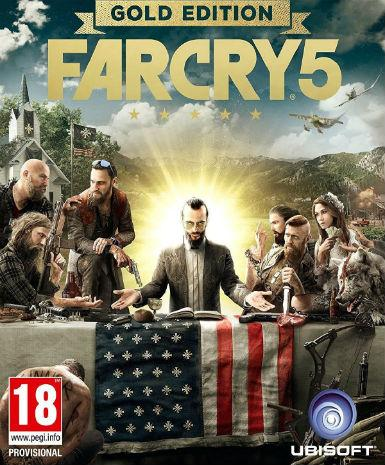 Far Cry 5 (Gold Edition) - MyGames - Digital download - Hurtig levering