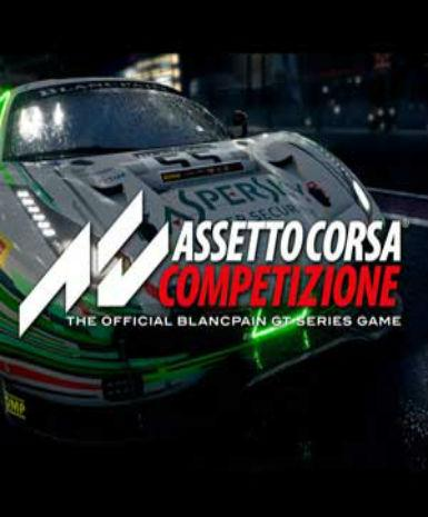 Assetto Corsa Competizione (incl. Early Access) - MyGames - Digital download - Hurtig levering
