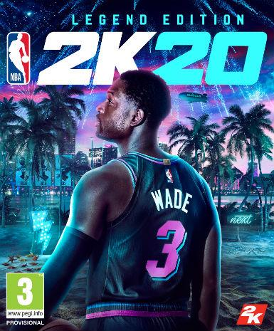 NBA 2K20 (Digital Legend Edition) - MyGames - Digital download - Hurtig levering