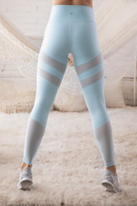 Highness Legging - Sky