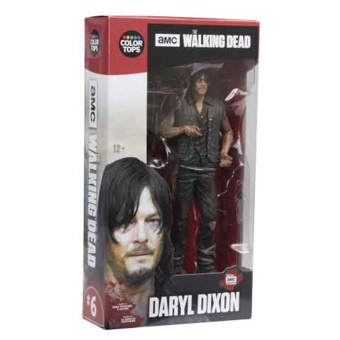 The Walking Dead Daryl Dixon 7 Inch Figure  | My Pop Culture | New Zealand