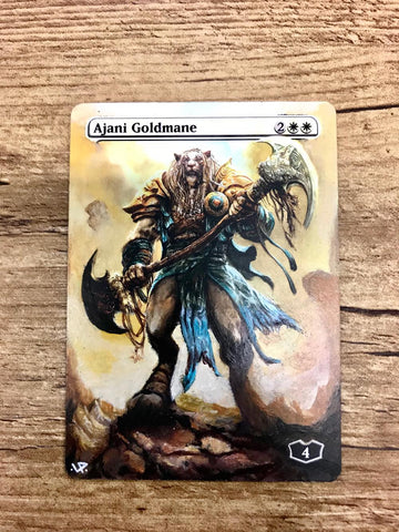 Ajani Goldmane Alter