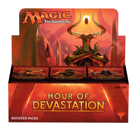 Magic The Gathering: Hour of Devastation - Booster Box