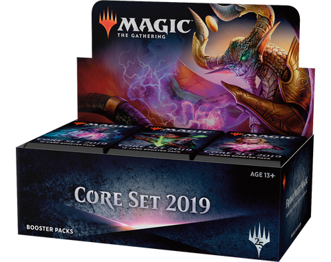 Magic the Gathering: Core Set 2019 - Booster Box