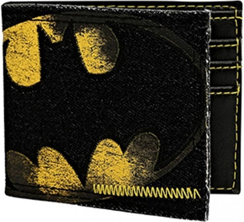 Batman Denim Wallet | My Pop Culture | New Zealand