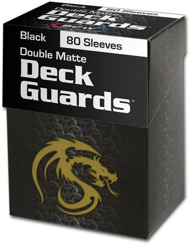 BCW Deck Guards Box and Deck Protectors Standard Matte