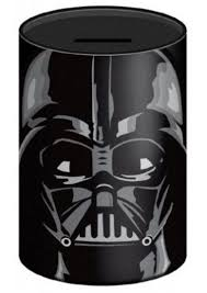 STAR WARS DARTH VADER MONEYBOX