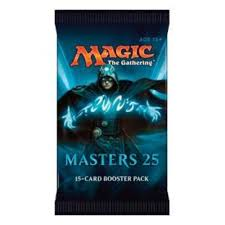 Masters 25 Booster