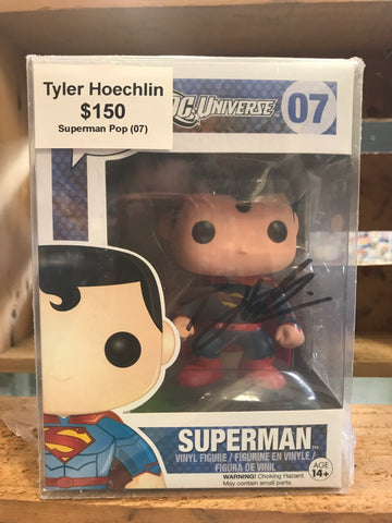 Super man POP (07) - Tyler Hoechlin