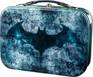 Batman - Arkham Knight - Logo Lunchbox  | My Pop Culture | New Zealand