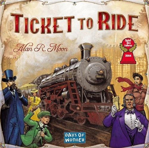 Ticket to Ride  | My Pop Culture | New Zealand