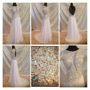 Custom Wedding Dress