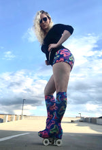 Load image into Gallery viewer, Roller Skate Booty Shorts