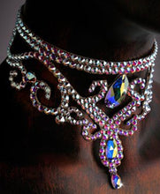 Load image into Gallery viewer, The Natalia Style Swarovski Crystal Necklace