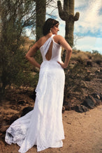 Load image into Gallery viewer, Boho Style Wedding Dress