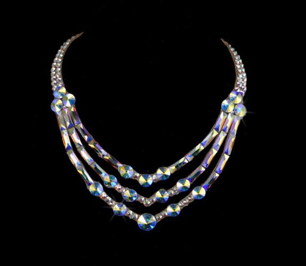 The Lillian Style Swarovski Crystal Necklace