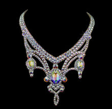 Load image into Gallery viewer, The Hazel Style Swarovski Crystal Necklace