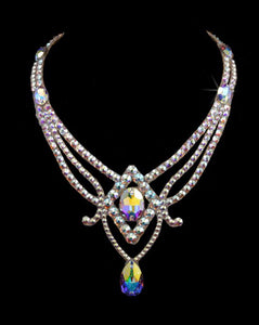 The Danika Style Swarovski Crystal Necklace