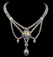 Load image into Gallery viewer, Augusta Style Swarovski Crystal Necklace