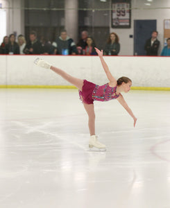 Custom Competition Skating Dress