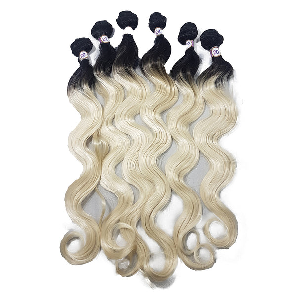 Body Wave 260g Fibra Super Orgânica