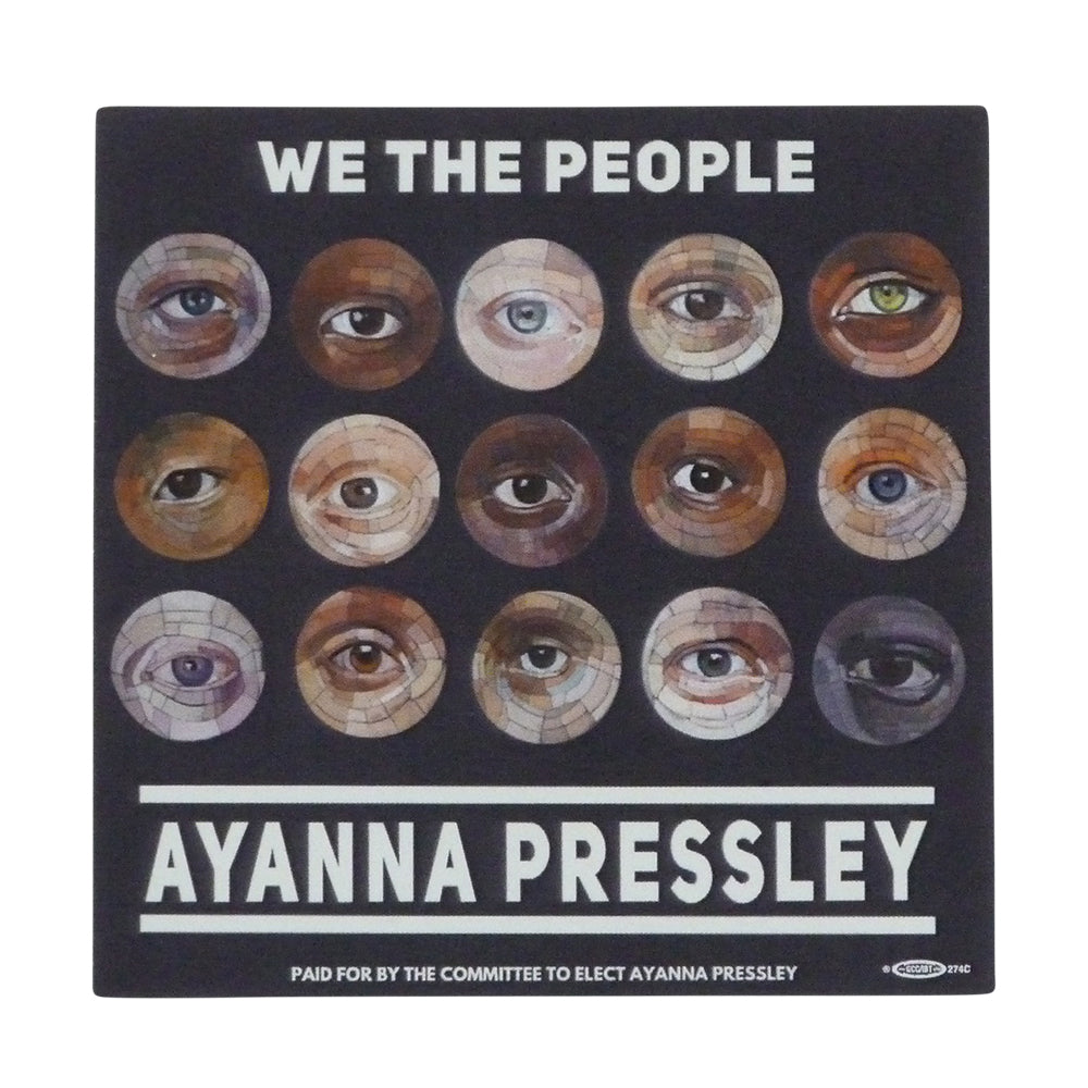 We The People Sticker (Pack of 3)
