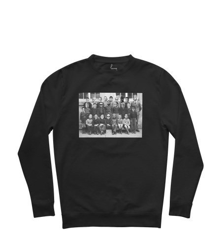 SWEAT COL ROND |