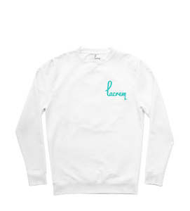 "SWEAT COL ROND | ""Lacrem"""