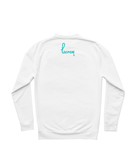 "SWEAT COL ROND | ""Lean"""