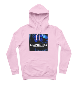 "SWEAT-CAPUCHE | ""LUNETIC"""