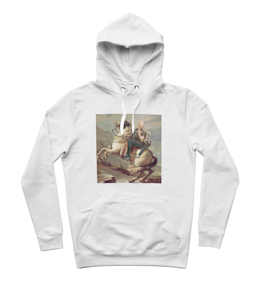 SWEAT-CAPUCHE |