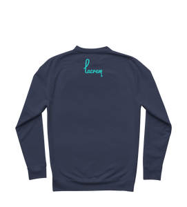 "SWEAT COL ROND | ""LUNETIC"""
